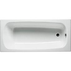 Чугунная ванна Roca Continental 160x70, 21291200R, с ножками