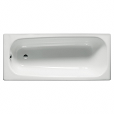 Стальная ванна Roca Contesa 170 x 70 (в комплекте с ножками)