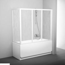 Неподвижная стеклянная шторка для ванны Ravak APSV
