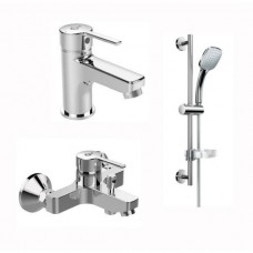 Комплект смесителей Ideal Standard IdealStyle B1431AA для ванны и раковины
