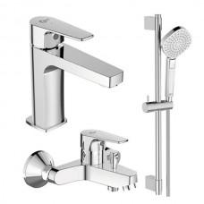 Набор смесителей для ванны Ideal Standard Esla BC264AA хром