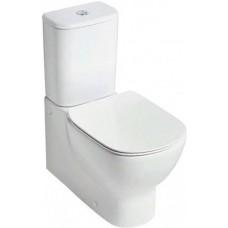 Напольный унитаз Ideal Standard Tesi AquaBlade T008201 безободковый