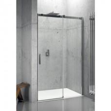 PORTO боковой шкаф высокий , 2 двери (DP4 - дуб серый), серый