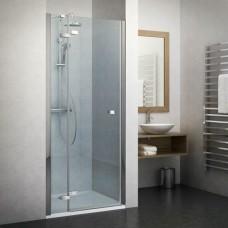 Elegant Line дверь распашная GDNP1/120, хром/прозрачный