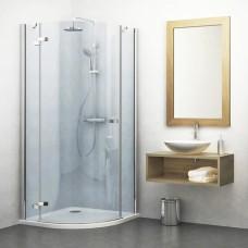 Elegant Neo Line дверь для душевого уголка GDO1N/90, хром/прозрачный