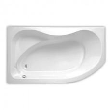 ванна асимметричная Activa 160 R, белый